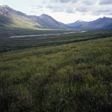 Ipnelivik River drainage. Southern Brooks Range, Gates of the Arctic National Park.