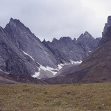 Arrigetch Peaks. Endicott Mountains, Gates of the Arctic National Park.